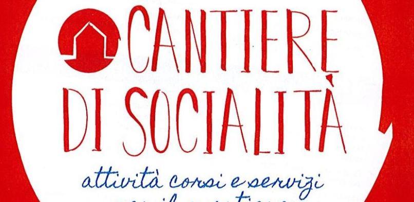 """13 Aprile 2016  – ore 10.30 – Inaugurazione Residenza Valgioie: """"Il nostro cantiere di socialità""""."""